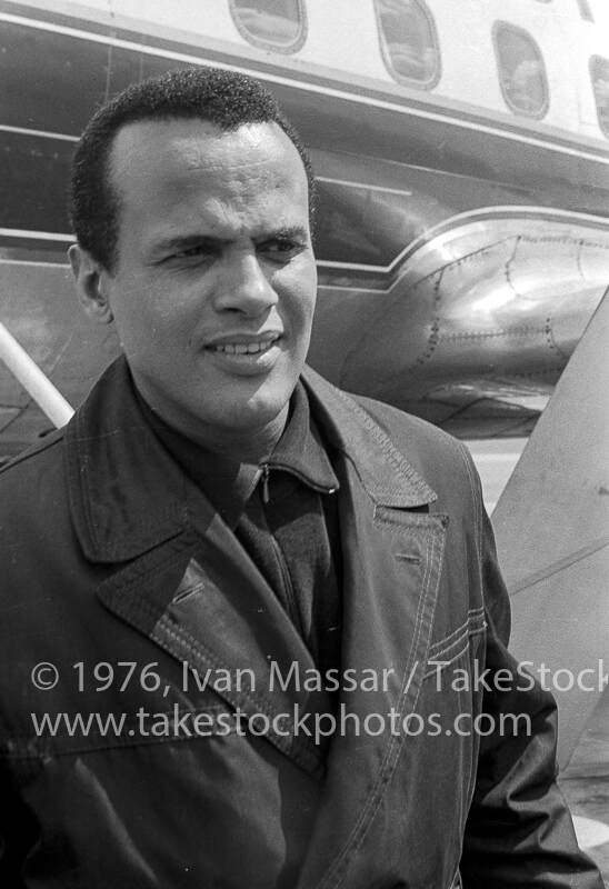 Harry Belafonte at the March on Washington, August 1963, Ivan Massar, Take Stock